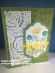 Stampin' Up! Daisy Delight bouquet