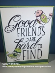 Stampin' Up! Tammy's Stamping Creations Feathery Friends Lovely Friends