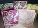 Stampin' Up! Tammy's Stamping Creations 2017-2019 In Colors