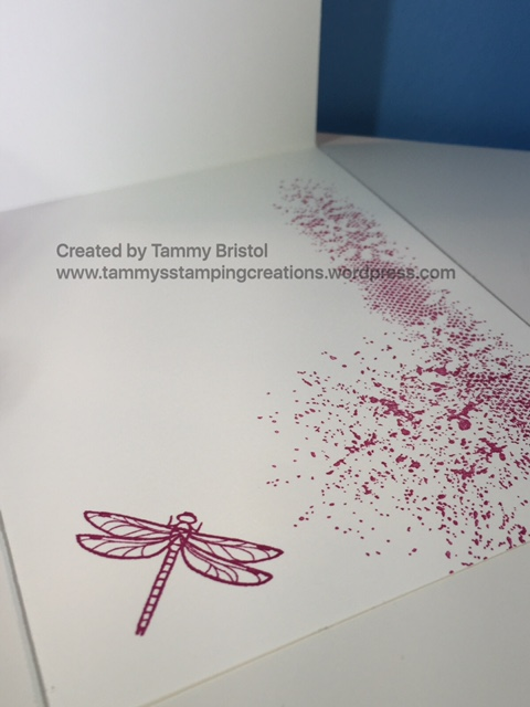 Stampin' Up! Touches of Texture Teeny Tiny Wishes Tammy's Stamping Creations
