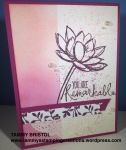 Stampin' Up! Tammy's Stamping Creations Remarkable You