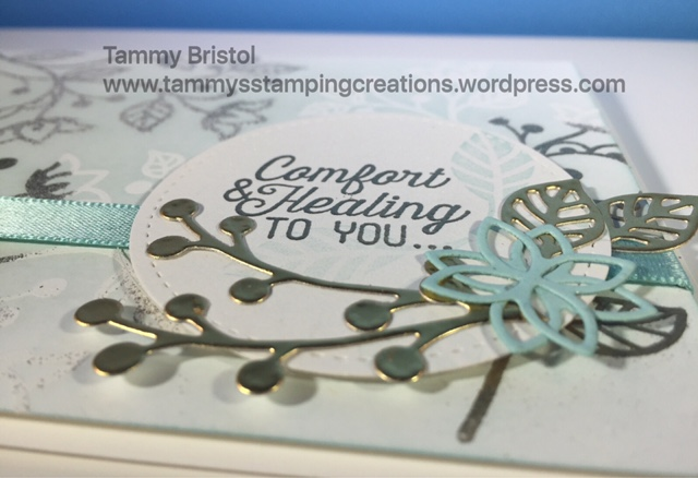 Tammy's Stamping Creations Stampin' Up! Flourishing Wishes