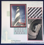 Stampin' Up! Tammy's Stamping Creations High Tide Scrapbooking