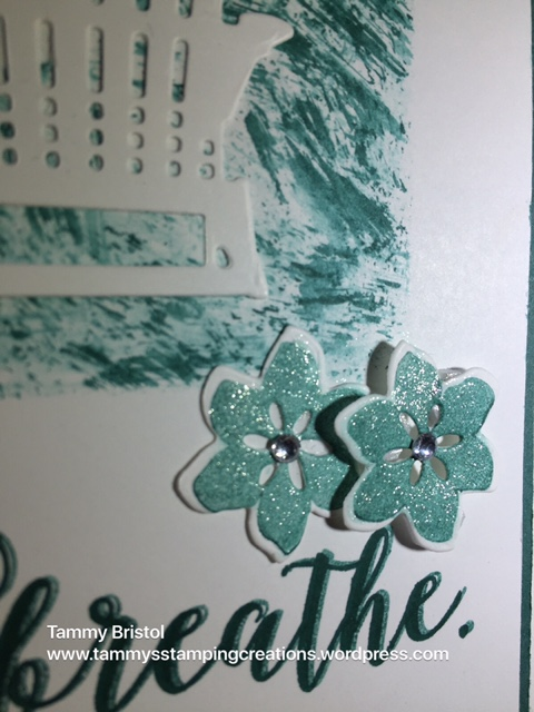 Tammy's Stamping Creations Stampin' Up! Colorful Seasons Seasonal Layers Thinlits Dies