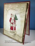 Tammy's Stamping Creations Stampin' Up! Father Christmas