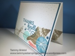Stampin' Up! Tammy's Stamping Creations So Many Shells