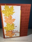 Tammy's Stamping Creations Stampin' Up! Colorful Seasons Bundle