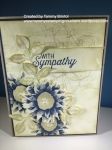 Tammy's Stamping Creations Stampin' Up! Painted Harvest Sympathy